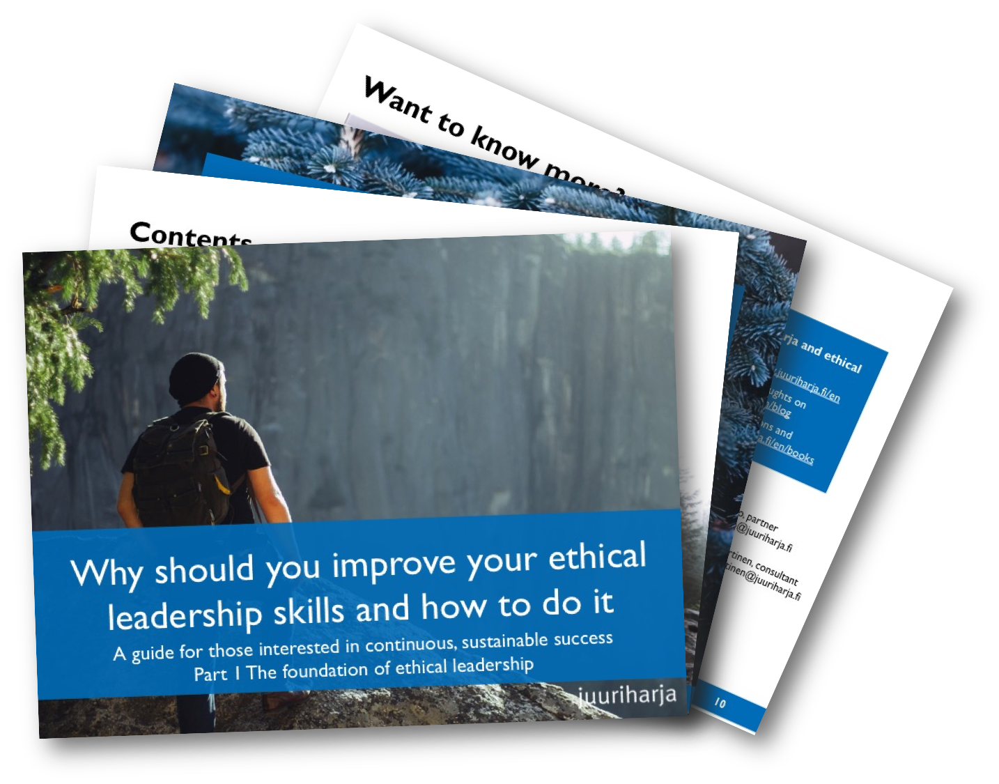 Download the Ethical Leadership quick guide