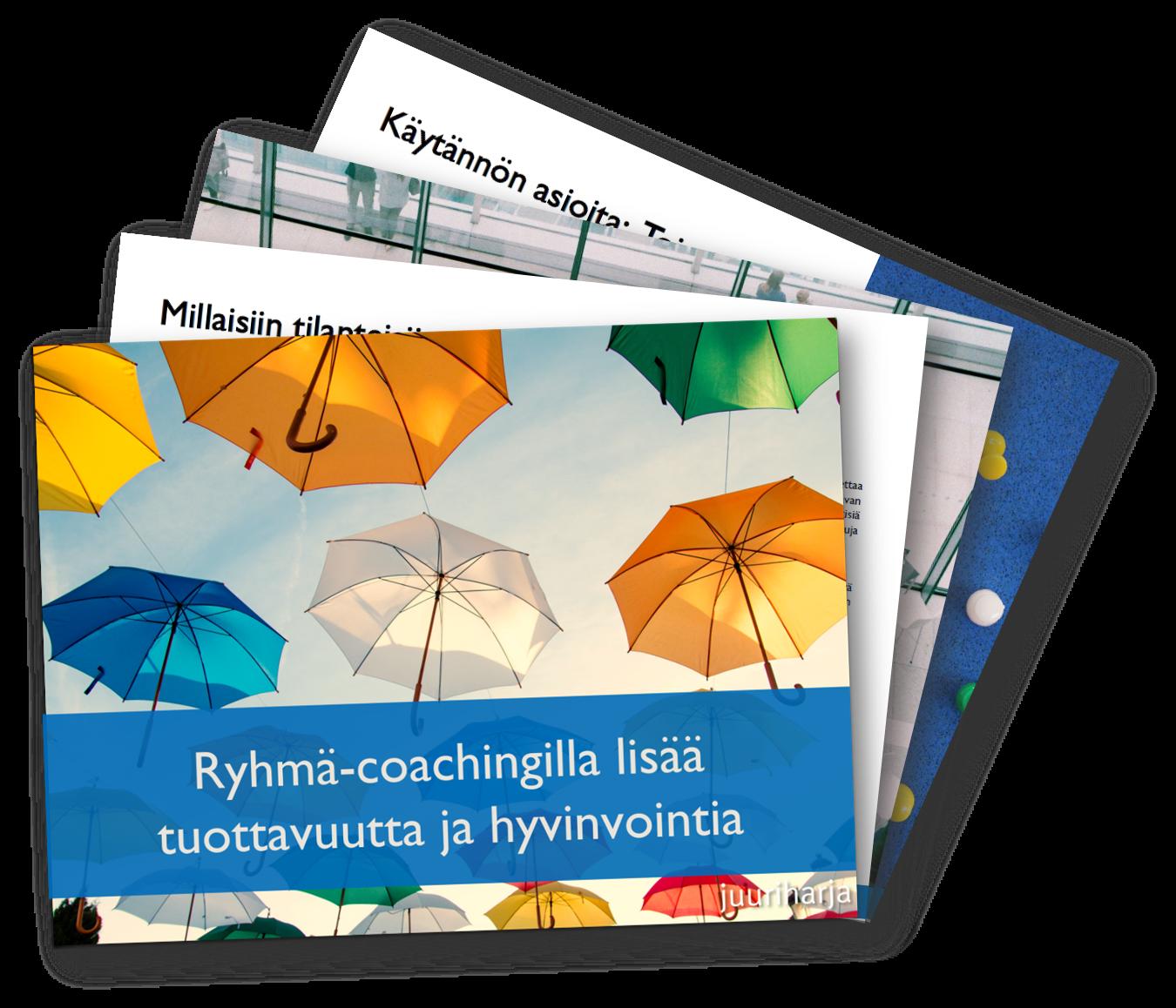 Ryhmä -coaching tuottavuus ja hyvinvointi pikaopas