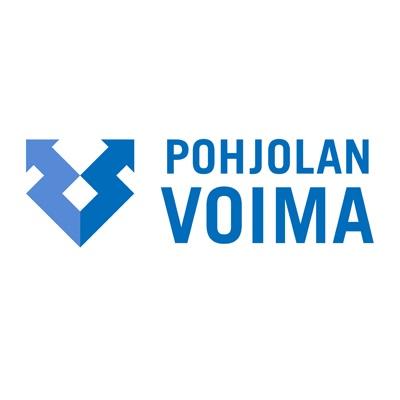 Asiakkaamme Pohjolan Voima logo