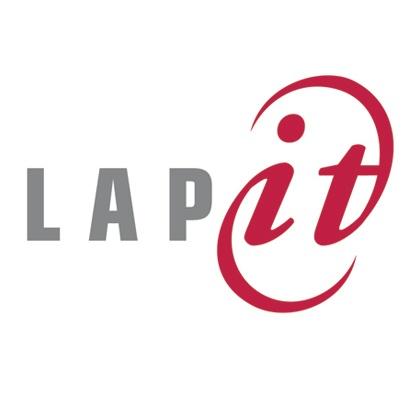 Asiakkaamme LapIT logo